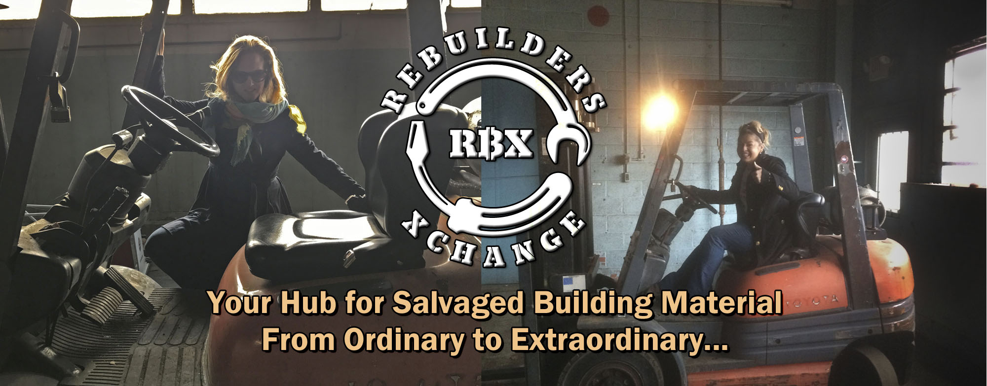 Welcome to Rebuilders Xchange - From Ordinary to Extraordinary!