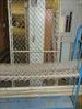 Lot of Chain Link Fencing w/1 Gate &  5 Poles