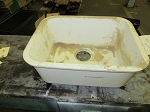 Dupont Fiberglass Undermount Single Basin Sink