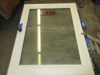 Fire Hose Window Metal Frame