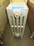 43 In. Vintage American Radiator Co. Radiator