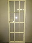 12-Lite Salvaged Casement Window