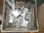 Mixed Lot of Joist Hangars Nailing Plates