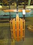 Antique Lightning Guider Sled