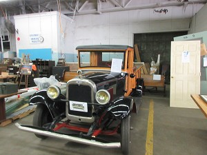 1927 Chevrolet Capitol Series AA 1/2 Ton Delivery Truck. Amazing!