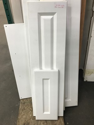 White Kitchen Cabinet  Drawer Fronts