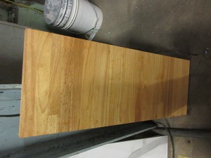 Wood Butcher Block -small