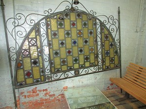 Head Board (Stained Glass)