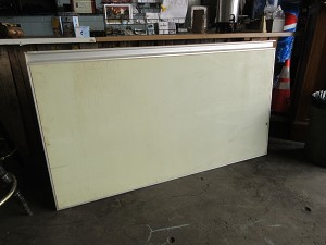 1960's architecture drafting table desk top