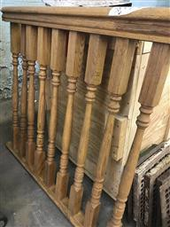 Lot of Medium Wooden Spindles
