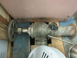 Commercial Shut off Valve
