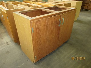 School House Science Lab Lower Cabinet