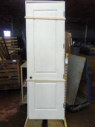 Brand New 2 Panel Interior Door in Jamb